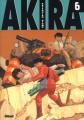 Couverture Akira (noir et blanc), tome 6 Editions France Loisirs 2011