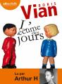 Couverture L'écume des jours Editions Audiolib 2009