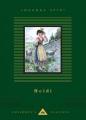 Couverture Heidi /  Heidi, fille de la montagne Editions Everyman's library 2019