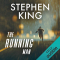 Couverture Running man Editions Audible studios 2019