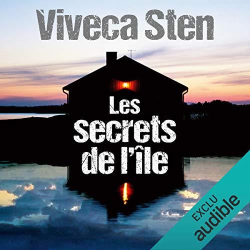 Couverture Les secrets de l'île