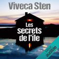 Couverture Les secrets de l'île Editions Audible studios 2018