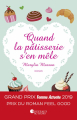 Couverture Quand la pâtisserie s'en mêle Editions Les Nouveaux auteurs 2019