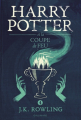 Couverture Harry Potter, tome 4 : Harry Potter et la coupe de feu Editions Pottermore Limited 2015