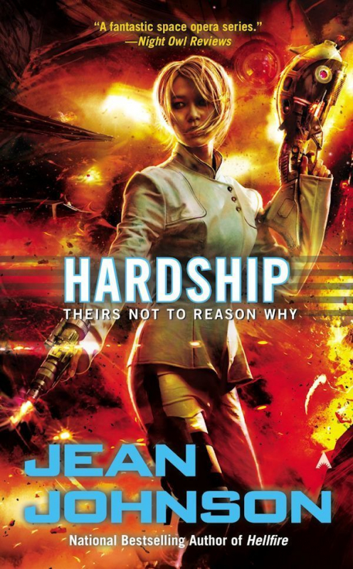Couverture Theirs Not to Reason Why, book 4: Hardship