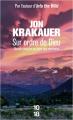 Couverture Sur ordre de Dieu : Double meurtre au pays des Mormons Editions 10/18 (Littérature étrangère) 2019