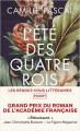Couverture L'Été des Quatre Rois Editions Pocket 2019
