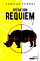 Couverture Opération Requiem Editions French pulp 2019