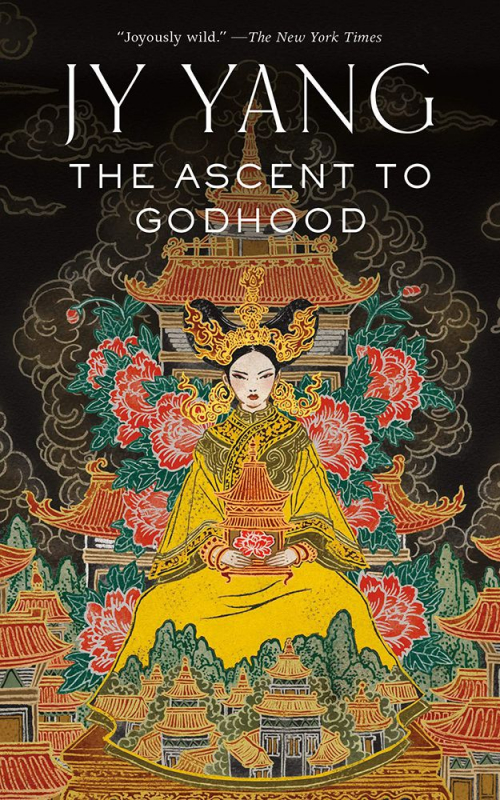 Couverture Tensorate, book 4: The Ascent to Godhood