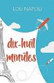 Couverture Dix-huit minutes Editions Librinova 2019
