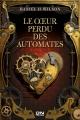 Couverture Le coeur perdu des automates Editions 12-21 2018
