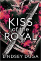 Couverture Kiss of the Royal Editions Entangled Publishing 2018