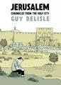 Couverture Chroniques de Jérusalem Editions Drawn and Quarterly 2012