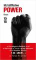 Couverture Power Editions 10/18 (Domaine policier) 2019