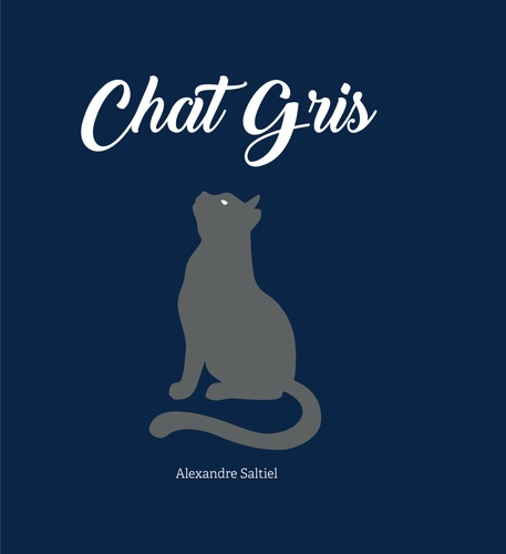 Couverture Chat gris