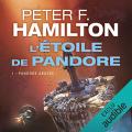 Couverture L'étoile de Pandore, tome 1 : Pandore abusée Editions Audible studios 2019
