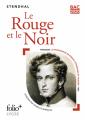 Couverture Le Rouge et le Noir Editions Folio  (Plus) 2019