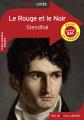 Couverture Le Rouge et le Noir Editions Belin / Gallimard (Classico - Lycée) 2019