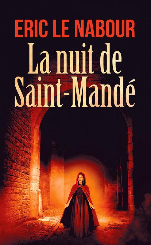 Couverture La Nuit de Saint-Mandé