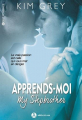 Couverture apprends moi my stepbrother Editions Addictives (Adult romance) 2017