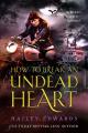 Couverture Guide pour nécromancien en herbe, tome 3 : Comment briser le cœur d'un mort vivant Editions CreateSpace 2018