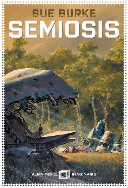 Couverture Semiosis, tome 1