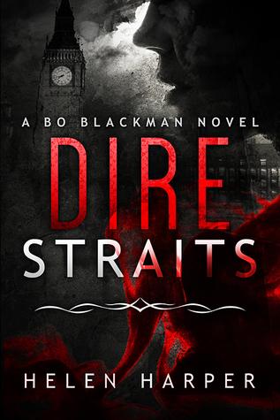 Couverture Bo Blackman, book 1 : Dire Straits