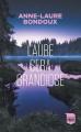 Couverture L'Aube sera grandiose Editions France Loisirs 2019