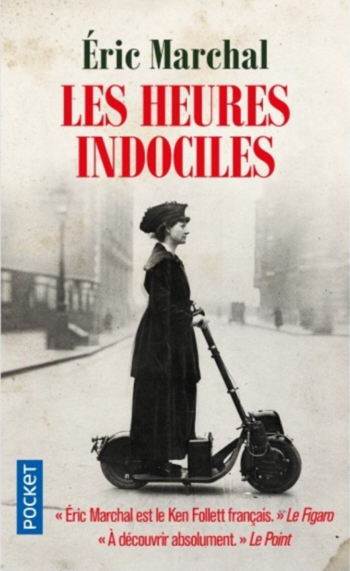 Couverture Les Heures indociles