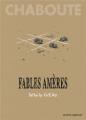 Couverture Fables amères, tome 2 : Détails futiles Editions Vents d'ouest (Intégra) 2019