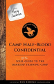 Couverture The Trials of Apollo, book 2.5: Camp Half-Blood Confidential Editions Disney-Hyperion 2017