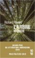 Couverture L'Arbre-Monde Editions 10/18 (Littérature étrangère) 2019