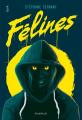 Couverture Félines Editions du Rouergue (épik) 2019