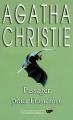 Couverture Passager pour Francfort Editions Librairie des  Champs-Elysées  (Le club des masques) 2000