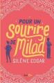 Couverture Pour un sourire de Milad Editions Scrineo 2019