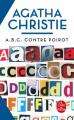 Couverture A.B.C. contre Poirot / ABC contre Poirot Editions Le Livre de Poche 2019
