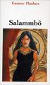 Couverture Salammbô (roman) Editions Carrefour 1996