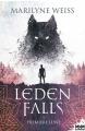 Couverture Leden Falls, tome 1 : Première lune Editions MxM Bookmark 2019