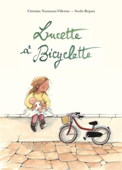 Couverture Lucette à bicyclette