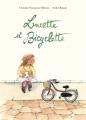 Couverture Lucette à bicyclette Editions Kaléidoscope 2019
