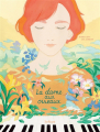 Couverture La dame aux oiseaux Editions Sarbacane 2019