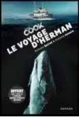 Couverture Gary Cook, tome 0,5 : Le voyage d'Herman