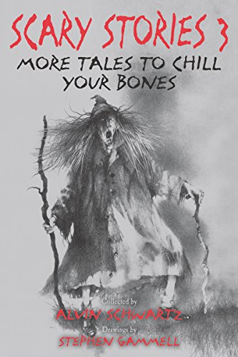 Couverture Scary Stories, book 3: More Tales to Chill Your Bones