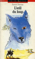 Couverture L'oeil du loup Editions Nathan 1991