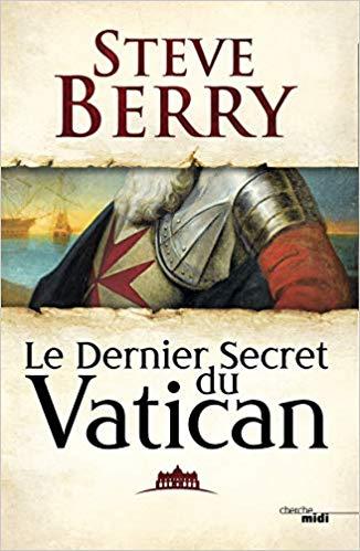 Couverture Le dernier secret du Vatican