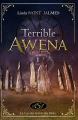 Couverture La saga des enfants des dieux, tome 1 : Terrible Awena Editions LSJ 2019