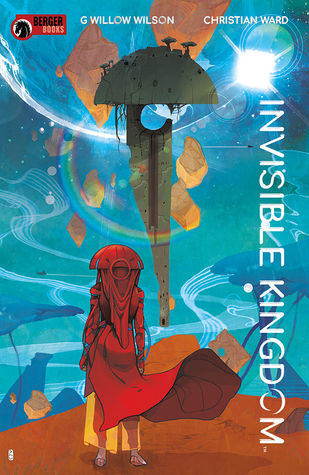 Couverture Invisible Kingdom, volume 1