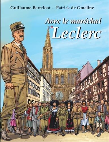Couverture Avec le Maréchal Leclerc