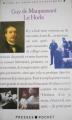 Couverture Le Horla Editions Presses pocket (Lire et voir les classiques) 1989