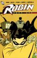 Couverture Robin : Année un Editions Titan Books 2008